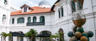 Топ-6 интересных музеев Сингапура