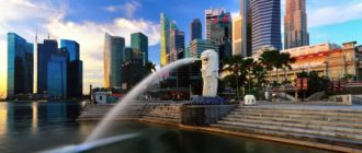 Где находится Сингапур?